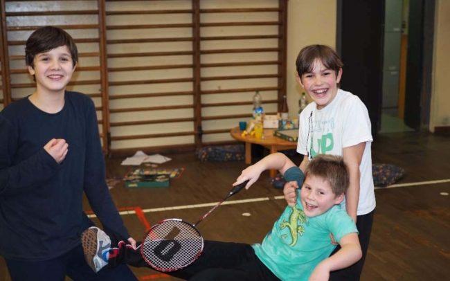 Badminton Sokol Řevnice