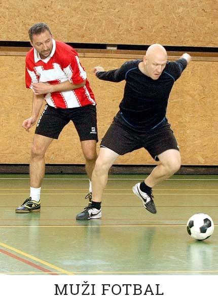 Muži fotbal