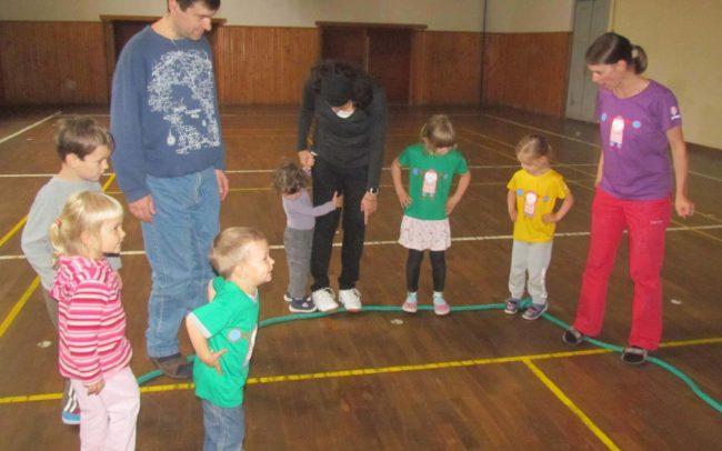 Předškolní děti Sokol Řevnice