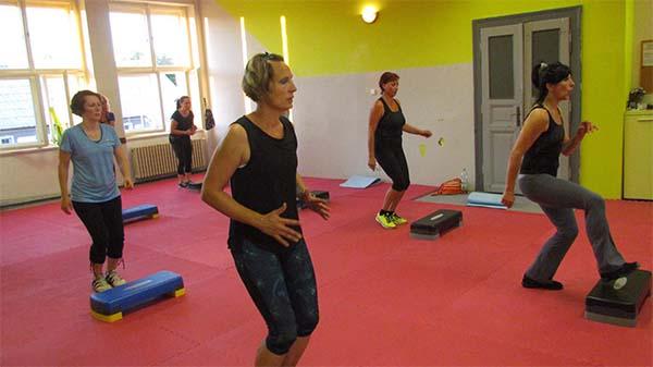 Cvičení pro zdraví Řevnice