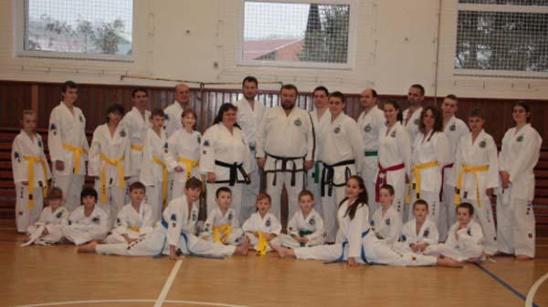 Taekwondo Řevnice